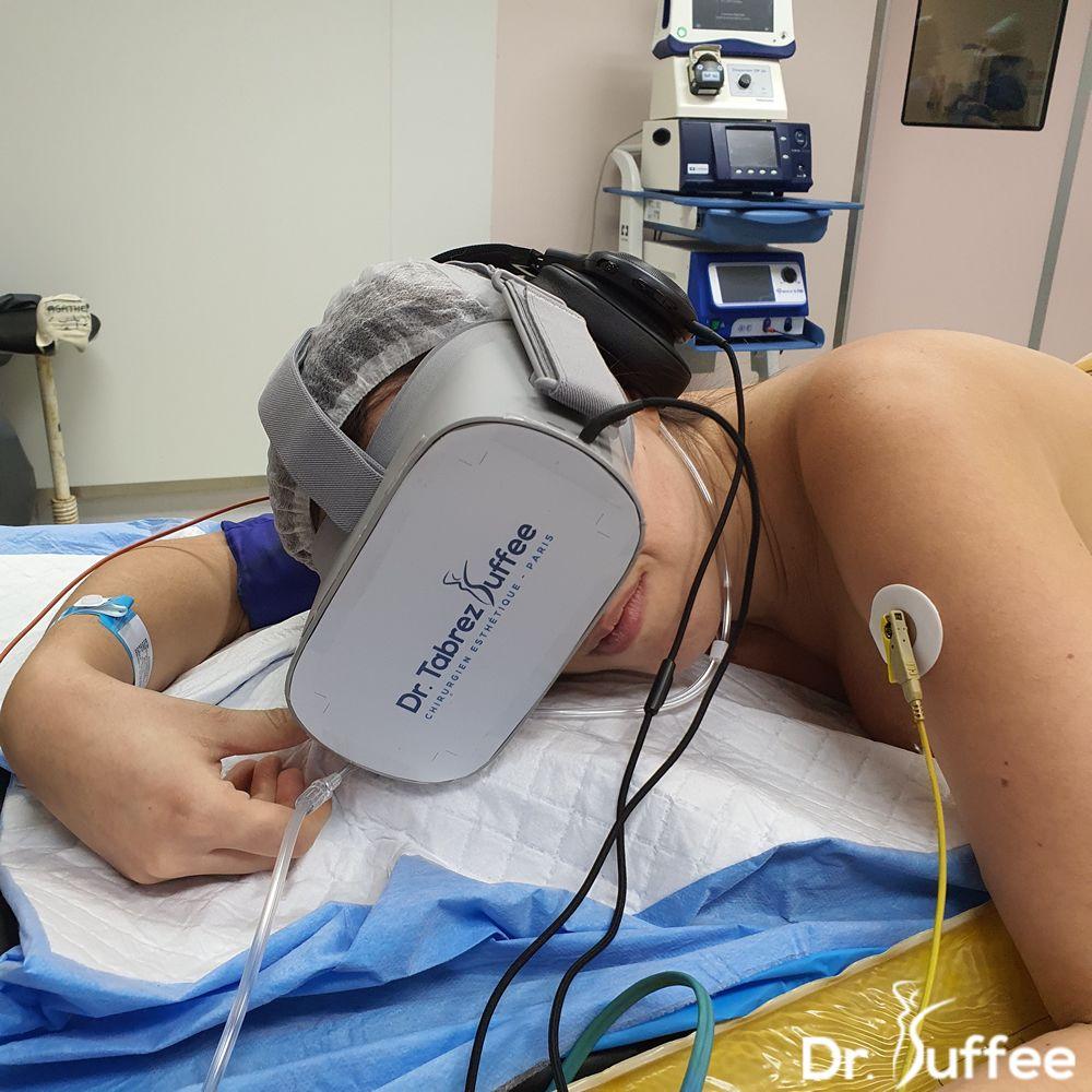 La réalité virtuelle (VR) en médecine et chirurgie esthétique